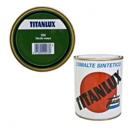 TITANLUX VERDE MAYO 559 750 ML.
