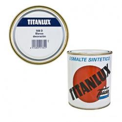 TITANLUX 566D BLANCO DECORACION 125 ML
