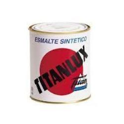 TITANLUX 566 ESMALTE SINTETICO BLANCO 1 LITRO