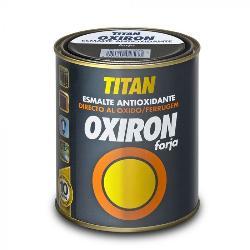 TITAN OXIRON NEGRO FORJA 750 ML