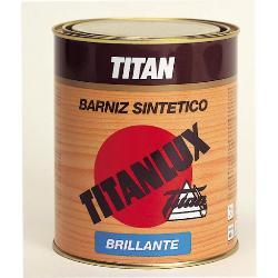 TITAN BARNIZ SINTETICO BRILLANTE 500 ML