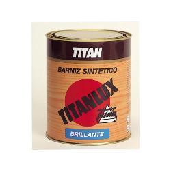 TITAN BARNIZ SINTETICO BRILLANTE 250 ML.