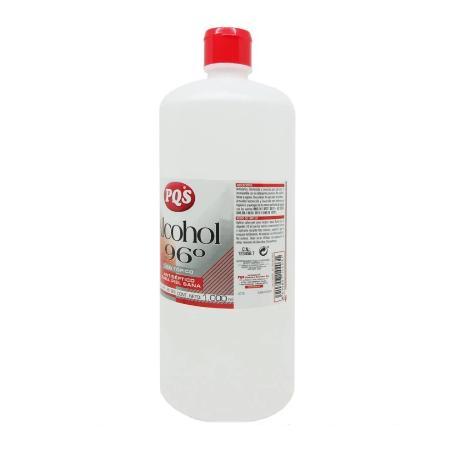 PQS ALCOHOL ETILICO PQS 1 LT 96 G