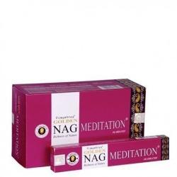 INCIENSO INC GOLDEN NAG MEDITATION 15 GRS.
