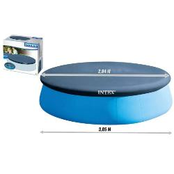 INTEX COBERTOR PARA PISCINA EASY SET 305 CMS.