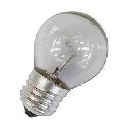 LAMPARA BOMBILLA ESFERICA  E27 CLARA  40W