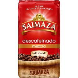 SAIMAZA CAFE MOLIDO DESCAFEINADO 250 GRS.