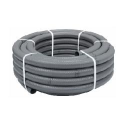 TUBO PVC FLEXIBLE HIDROTUBO  LF-1 27/32  ROLLO 25 MTS.