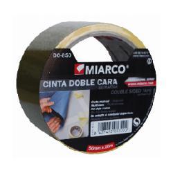 CINTA DOBLE CARA P/MOQUETA 10MX50MM RANGER
