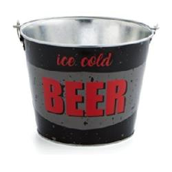 CUBO CERVEZA NEGRO ICE COLD BEER