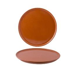 COK PLATO PIZZA 29 CM TERRACOTA CT9