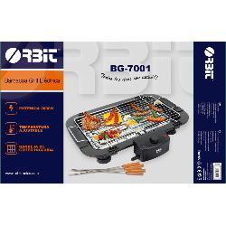 ORBIT BARBACOA GRIL ELECTRICA BG-7001