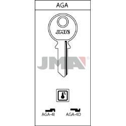 LLAVE AGA-4D JMA