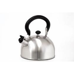 CAFETERA TETERA SILBANTE INOX 2,5 LTS
