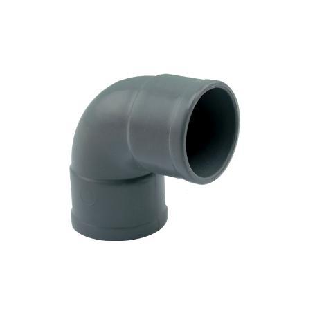 FONTANERIA PVC EVACUACION CODO   32-87?