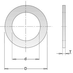 ANILLO REDUCTOR-20X2 MM CMT