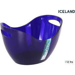 CUBITERA OVAL PS 12 LTS AZUL ICELAND