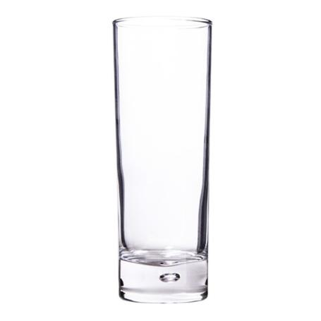 VASO TUBO CENTRA LONG DRINK 29 CLS. 63 X H141 MM