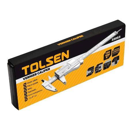 TOLSEN CALIBRE DIGITAL 150MM