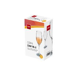 GB2 COPA ZAR FLUTE 18 CL K12