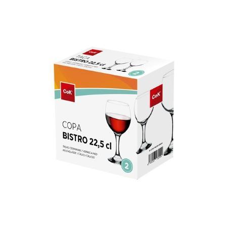 GB2 COK COPA BISTRO 22 CL K12
