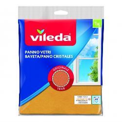 VILEDA GAMUZA CRISTALES 39X36 CMS