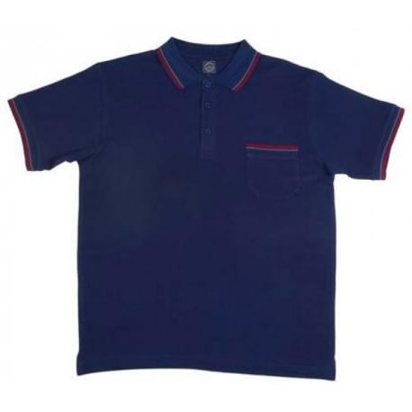 POLO TED AZUL JHAYBER