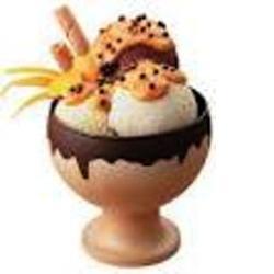 Copa para  Helado Chocolat...
