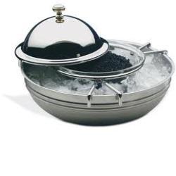Enfriador de caviar acero...