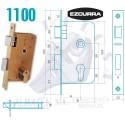 EZCURRA CERRADURA EMBUTIR 1100  40MM