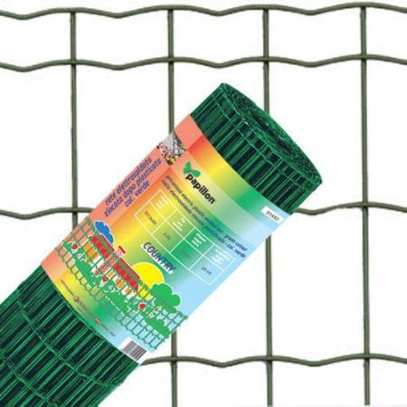 MALLA PLASTIFICADA COUNTRY  100X50 / 200 CM.  ROLLO 25 METROS