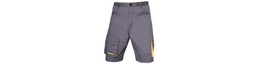 Pantalon multibolsillos corto