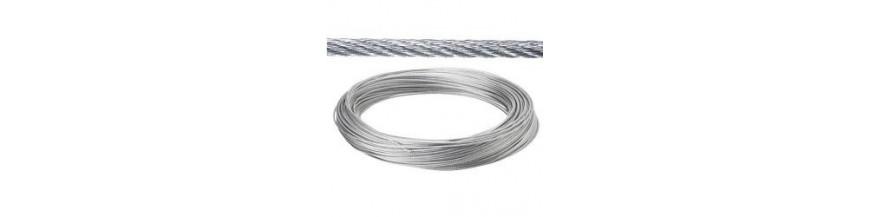 Cable galvanizado