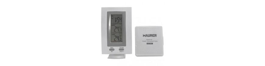 Termometros-estaciones meteorologicas