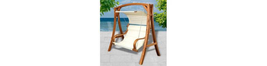 Mobiliario madera tropical