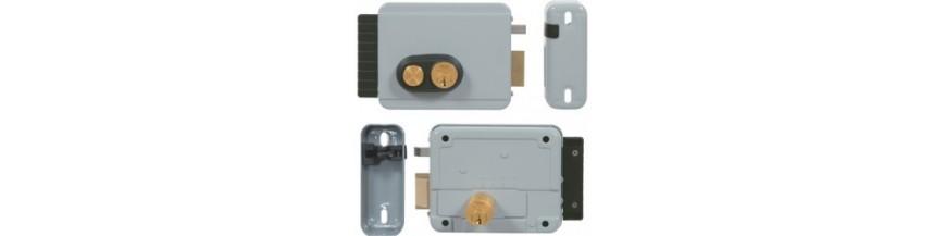 Cerraduras electricas-cerraderos