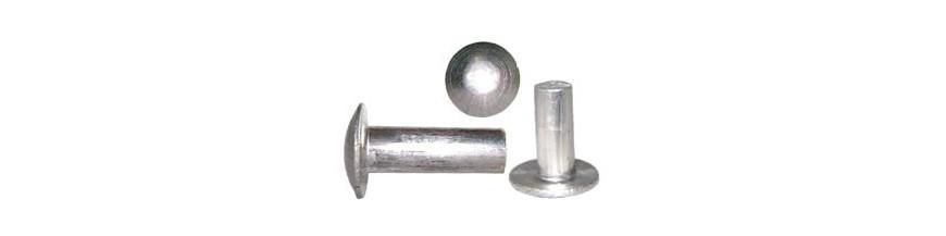Remache golpe aluminio