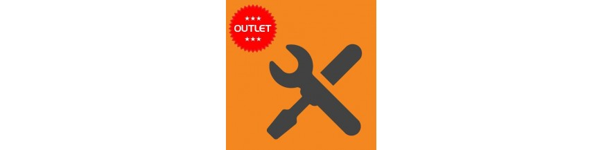 Outlet herramienta manual